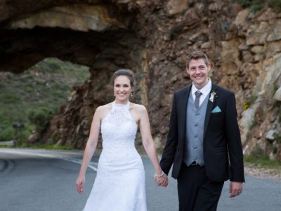 Karoo Wedding Cabrieres - Paul & Carla