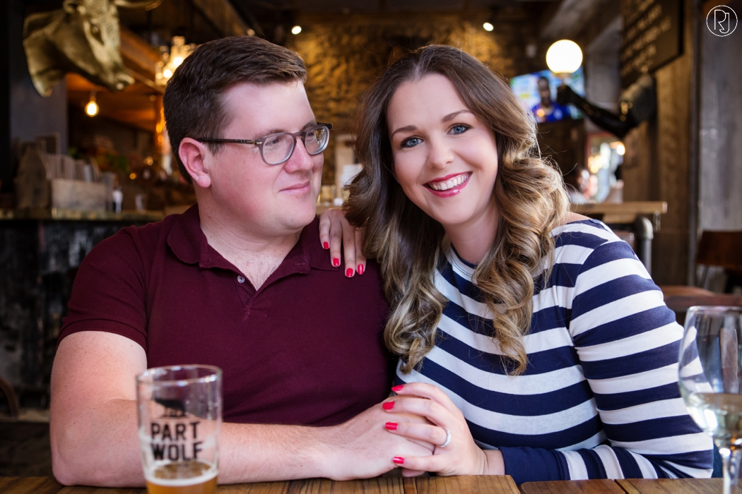 RubyJean_Photography-Tigers_Milk_City_Engagement-S&W-009
