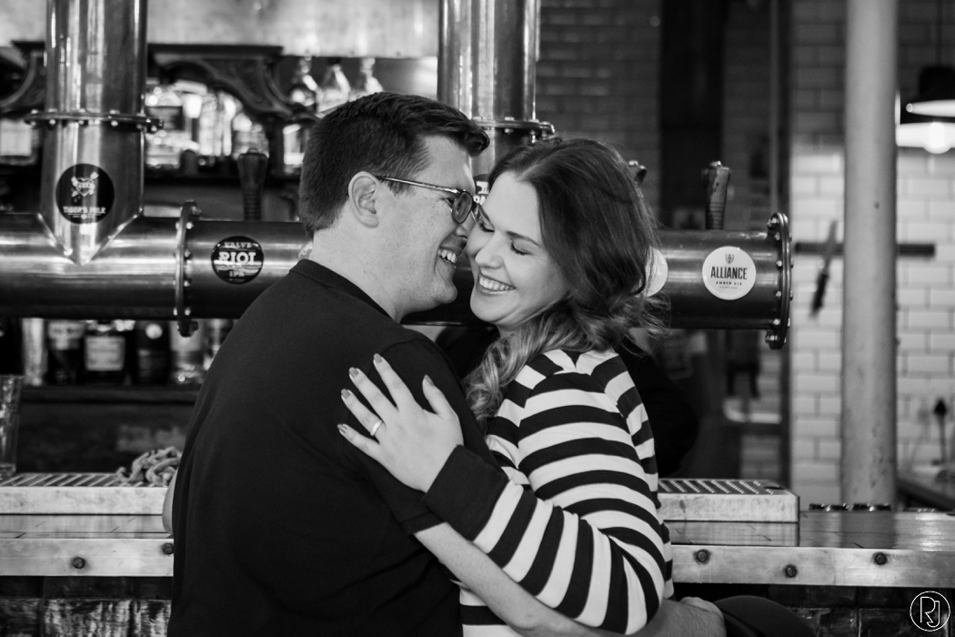 RubyJean_Photography-Tigers_Milk_City_Engagement-S&W-014