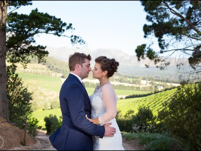 Waterkloof Wedding - Justin & Leanne