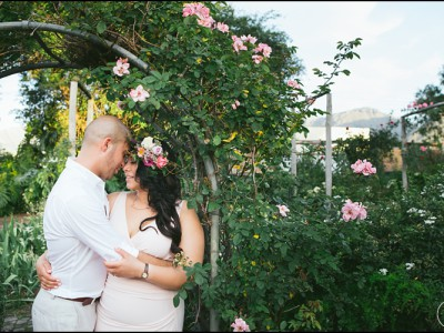 Secret Garden Wedding - Ryan & Lynsay
