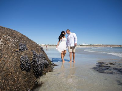 Intimate Paternoster Wedding  Viv & Carla