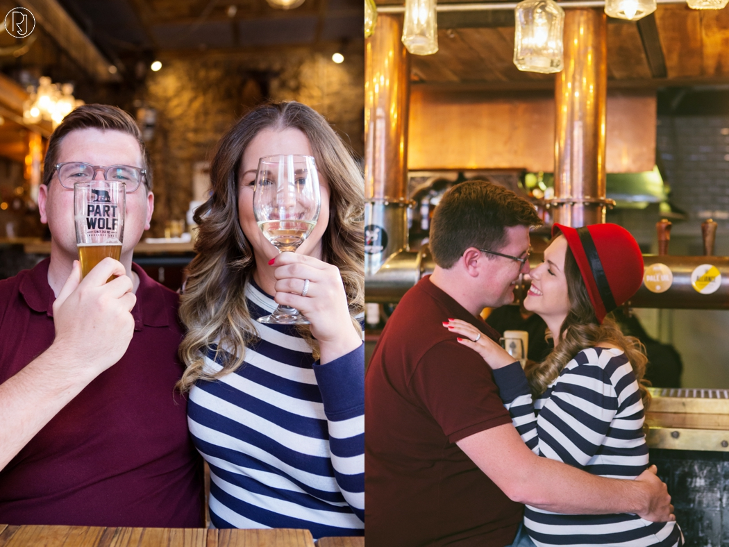 RubyJean_Photography-Tigers_Milk_City_Engagement-S&W-011