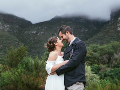 Secret Garden Wedding - Cape Town