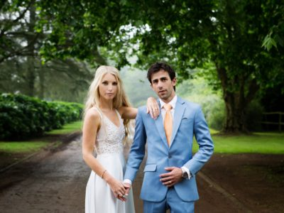 Top Billing Wedding - Pascal & Sarah