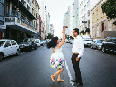 Cape Town Honeymoon Couple Shoot