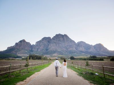 Boschendal Boho Wedding - Micha & Kristine