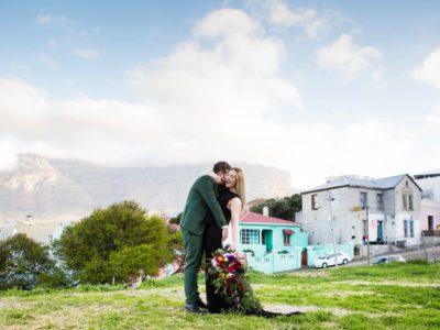 91Loop Street Wedding - The Honey Badger - Jacques & Zahn