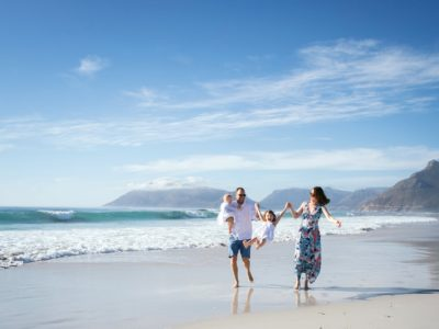 Cape Town Beach Family Holiday